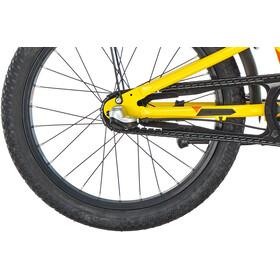 s'cool XXlite 18 3-S - Vélo enfant - alloy jaune